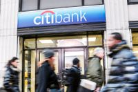 En administratör på amerikanska Citibank råkade göra en betalning på 900 miljoner dollar.