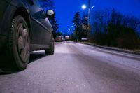 Det är halt på vägarna under torsdagsmorgonen.