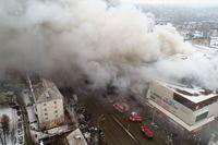 Minst 37 personer har omkommit i en brand i ett köpcentrum i ryska Kemerovo. Ännu fler människor saknas – varav många barn.