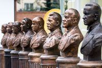 En rysk historia.