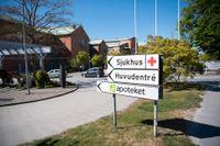 Kardiologer på Visby lasarett upptäckte att nio av tio hjärtundersökningar var bristfälliga. Arkivbild.