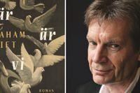 """Graham Swift, född 1949, slog igenom 1983 med romanen """"Våtmarker"""" och tilldelades Bookerpriset 1996 för """"Sista beställningen""""."""