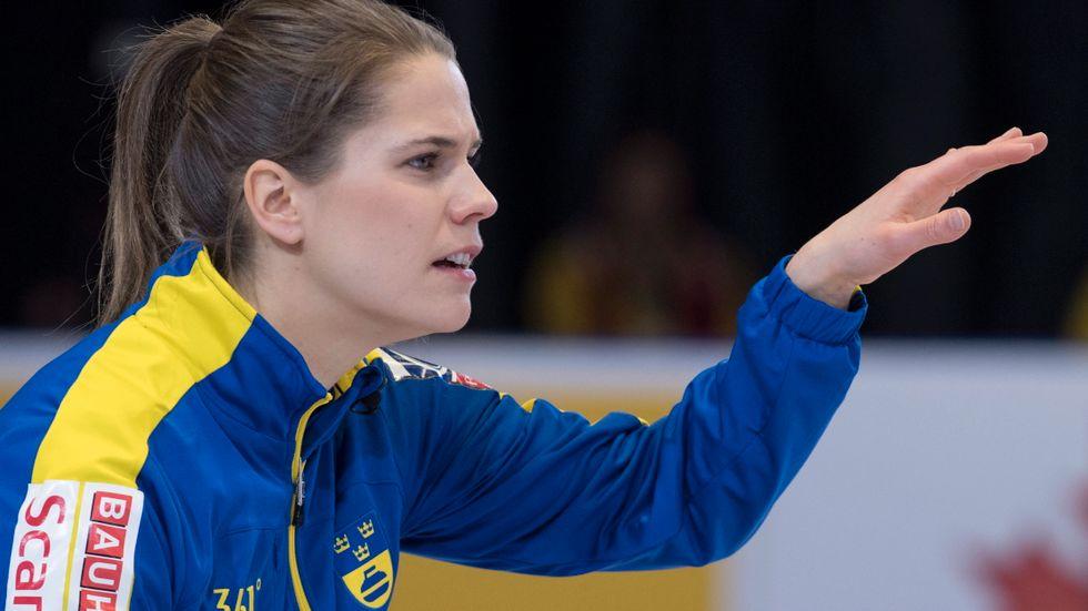 Anna Hasselborg. Arkivbild.