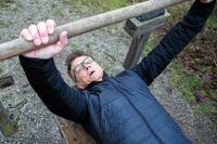 Föreläsaren Torkild Skölds mål: att vara sitt livs bästa form till 60-årsdagen.