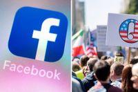 Facebooks beslut: Tar bort Qanon-konton