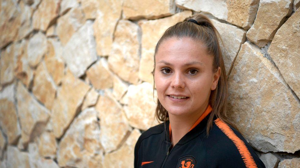 Lieke Martens vill se Rosengård bli en del av Malmö FF.