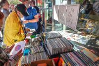 Vinylskivor är hett.
