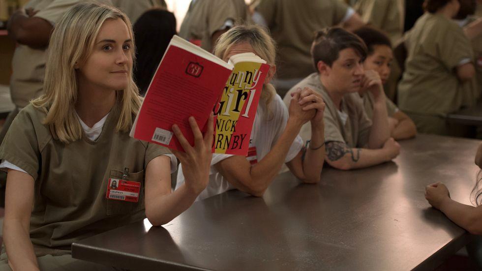 """Femte säsongen av """"Orange is the new black"""" hade premiär den 9 juni, men flera avsnitt läckte ut i april. Pressbild."""