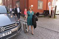 Centerledaren och dåvarande näringsminister Annie Lööf fick ett brev från EU-kommissionen som larmade om oegentligheter i bilindustrin. När SvD grävde fram det sa Lööf att hon inte kom ihåg brevet.