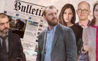 Tino Sanandaji, Ivar Arpi, Paulina Neuding, Per Gudmundson och Alice Teodorescu Måwe på nättidningen Bulletin.