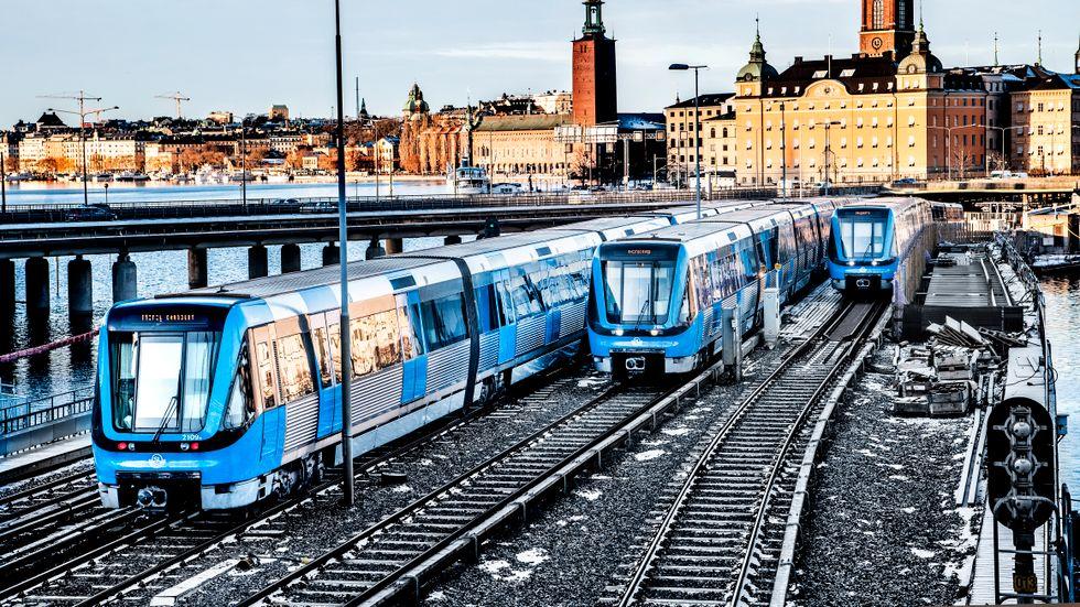 Hongkongbaserade MTR driver sedan 2009 tunnelbanan i Stockholm.