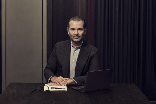 Monclers vd Remo Ruffini.