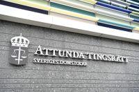 En man i 30-årsåldern har i dag åtalats vid Attunda tingsrätt misstänkt för flera sexualbrott. Arkivbild.