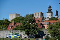 Ung Vänster kommer inte till Almedalsveckan i Visby. Arkivbild.