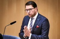 Den vitbok som SD:s partiledare Jimmie Åkesson berättat att partiet vill göra för att göra upp med sin historia är skrinlagd.
