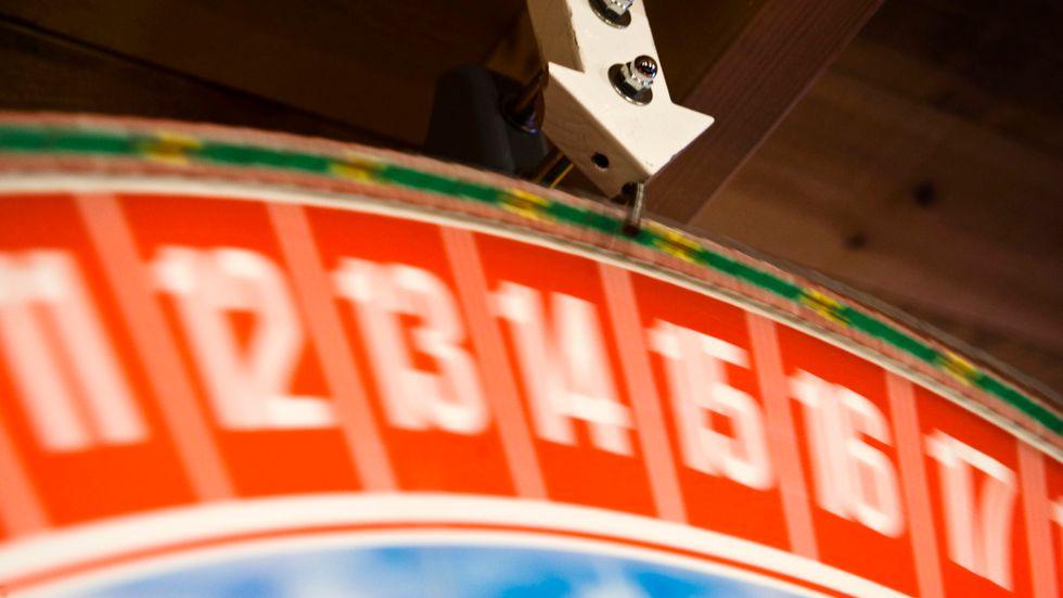 Konsumentombudsmannen (KO) stämmer nykterhetsorganisationen IOGT-NTO för dess lotteri. Arkivbild.