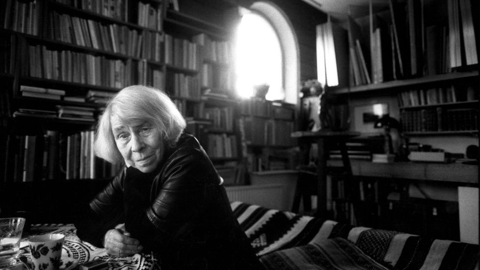 Tove Jansson (1914–2001).