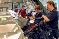Tvätteri - en bransch där kvinnor relativt ofta är högsta befattningshavare. (Arkivbild)