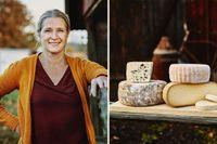 """Hantverksmejeristen: """"Blivit ballt att göra ost"""""""