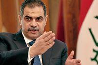 Iraks försvarsminister Najah al-Shammari är också svensk medborgare.