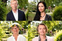 Bland förra veckans sommarpratare fanns Anders Kompass, Sakine Madon, Elisabeth Tarras-Wahlberg och Emil Jensen.