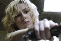 "Scarlett Johansson i ""Lucy""."