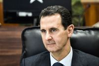 Bashar al-Assad har covid-19