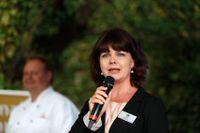 Sofia Jarl, ordförande för Centerkvinnorna, kallar Erlandssons beteende oacceptabelt. Arkivbild.