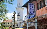 På ön Penang ryms Asiens många kök och religioner, som en minikontinent.