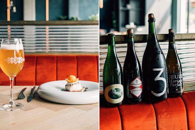 Den gemensamma kärleken till småskalig ölproduktion förde samman duon bakom Two Chefs Brewing i Amsterdam.