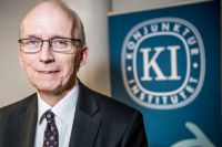 Urban Hansson Brusewitz, generaldirektör för KI.