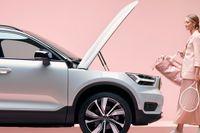 Högsta betyg i säkerhet för Volvos nya elbil