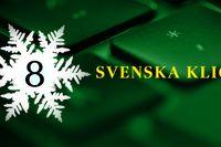 Varje dag fram till jul skriver Sara Lövestam om språk i SvD. Illustration: Thomas Molén