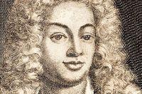 Prästsonen Johan Runius (1679–1713), ibland omtalad som den första Göteborgsvitsaren.