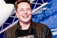 Elon Musk räds inte stora utmaningar.