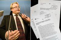 Peter Hultqvists hyresvärd MHS-Bostäder pressar regeringskansliet i markaffär.