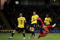 Emre Cans snyggaste mål i karriären? Hans mål mot Watford är troligen en kandidat.