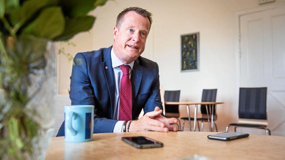 Anders Ygeman, tidigare inrikesminister, har som väntat valts som gruppledare.