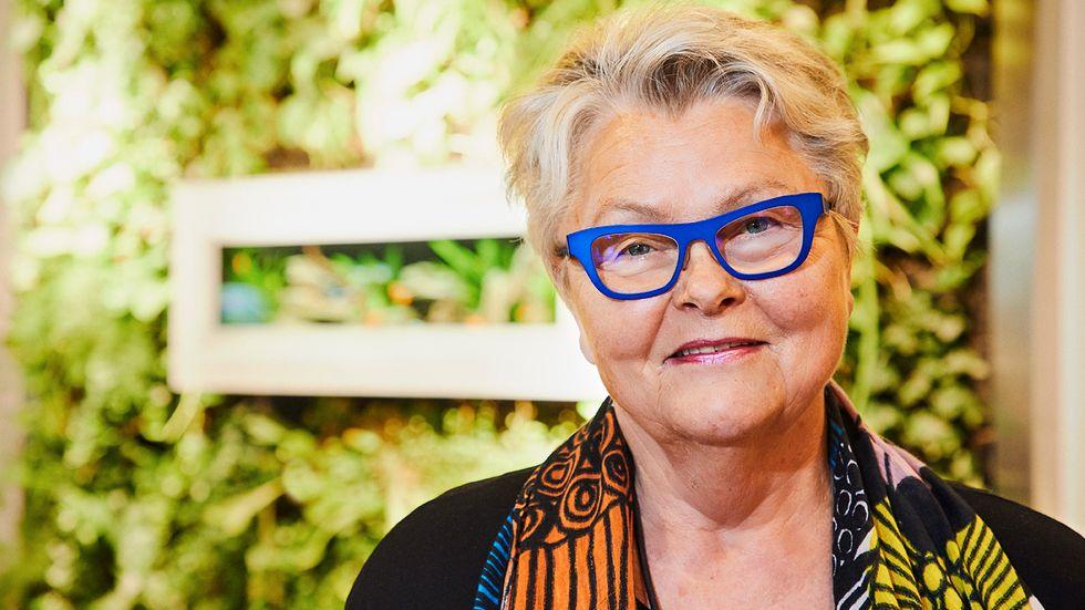 Eva Eriksson är förbundsordförande för SPF Seniorerna.
