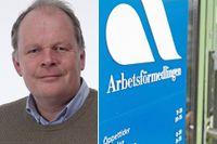 Professor Mats Hammarstedt svarar Arbetsförmedlingen om invandring, demografi och välfärden.