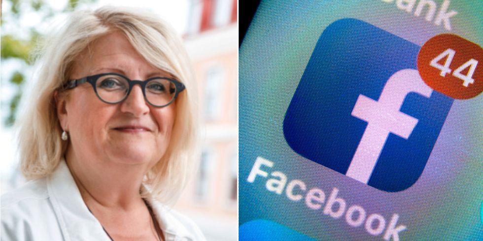 Sociala medier-experten Brit Stakston anser att Facebook gör för lite.