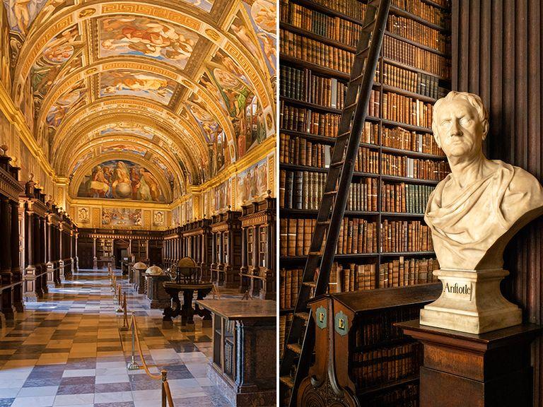 Här är Europas mest magnifika bibliotek.