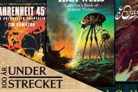 I SF-genren måste läsaren medverka