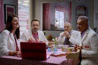 """""""Nya Cindy"""" berättar om sig själv i Icas reklamfilm."""