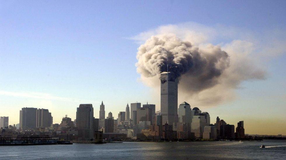 World Trade Center, 11 september 2001.