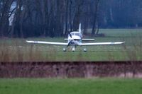 Flygplanet som tvingades nödlanda var av den ultralätta typen. Arkivbild.
