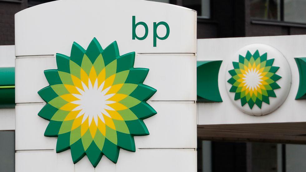 Vinden har vänt för oljejätten BP. Arkivbild.