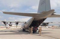 Den svenska evakueringen från Afghanistan avslutades den 27 augusti. Arkivbild.