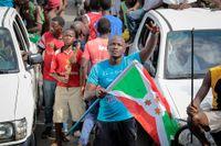 Oroligheterna i Burundi fortsätter och det är nu oklart vilken sida som har övertaget i den pågående maktkonflikten.