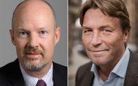 Mats Gerdau, moderat kommunalråd (till vänster i bild), är kritisk mot utnämningen av Thomas Bodström till landshövding.
